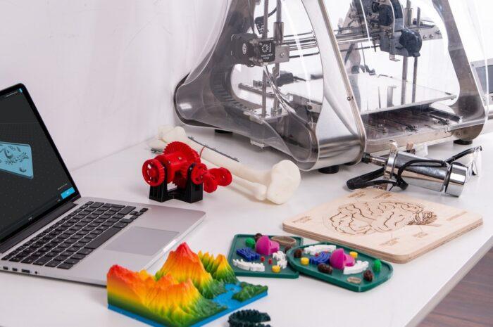 3D tisk ve zdravotnictví je čím dál oblíbenější