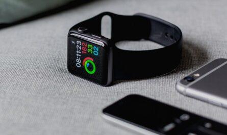 Apple Watch patří mezi chytré hodinky nabízející spoustu funkcí.