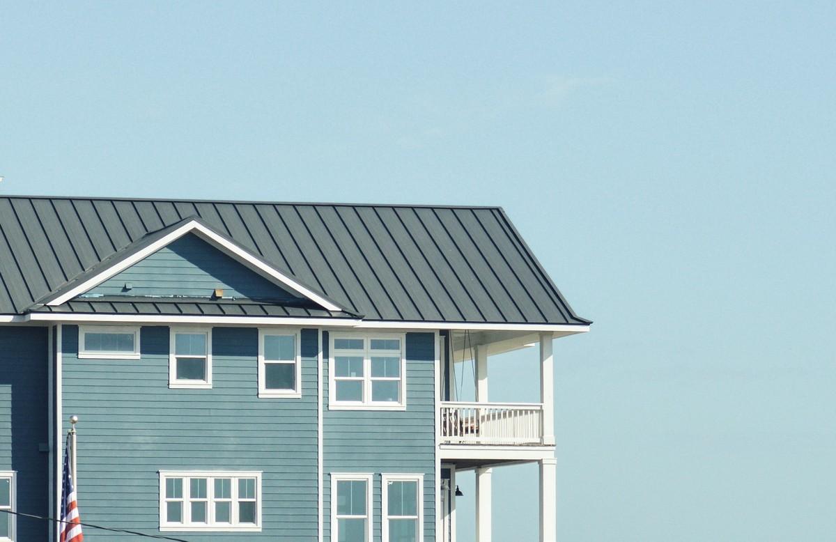 Dům, u kterého bude prováděn odhad nemovitosti.