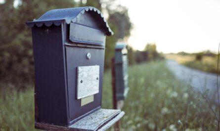 Nová poštovní schránka značí, že přišla změna trvalého bydliště.